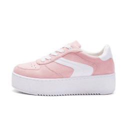 New 2019 Fashion Sneakers Women Platform Shoes Women's Sneakers Brand Height Increasing Shoes Pink Black White Plus Size ZH2765